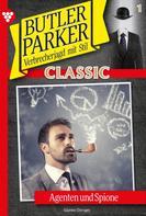 Günter Dönges: Butler Parker Classic 1 – Kriminalroman ★★★★