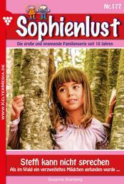 Sophienlust 177 – Familienroman - Steffi kann nicht sprechen
