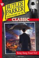 Günter Dönges: Butler Parker Classic 4 – Kriminalroman ★★★★★
