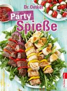 Dr. Oetker Verlag: Party Spieße ★★★