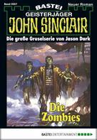 Jason Dark: John Sinclair - Folge 0057 ★★★★★