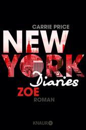 New York Diaries – Zoe - Roman