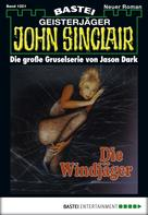 Jason Dark: John Sinclair - Folge 1201