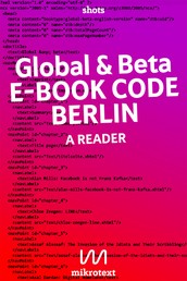 Global & beta English version - E-Book Code Berlin. A Reader