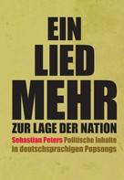 Sebastian Peters: Ein Lied mehr zur Lage der Nation
