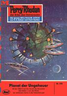 William Voltz: Perry Rhodan 378: Planet der Ungeheuer ★★★★