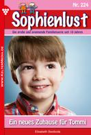 Elisabeth Swoboda: Sophienlust 224 – Familienroman ★★★★★