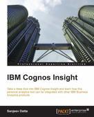 Sanjeev Datta: IBM Cognos Insight
