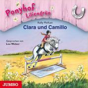 Ponyhof Liliengrün. Clara und Camillo