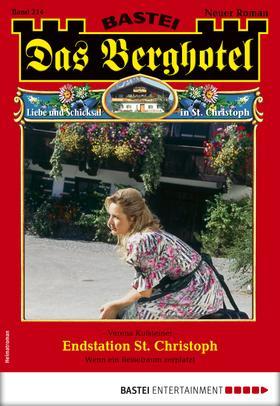 Das Berghotel 214 - Heimatroman