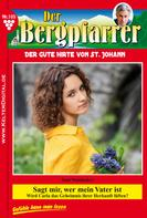 Toni Waidacher: Der Bergpfarrer 105 – Heimatroman