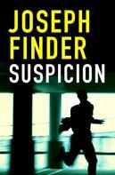 Joseph Finder: Suspicion ★★★★★