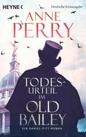 Anne Perry: Todesurteil im Old Bailey ★★★★