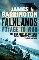 Falklands: Voyage to War - The true story of one young naval officer's journey towards war