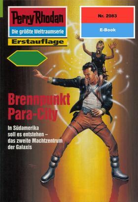 Perry Rhodan 2083: Brennpunkt Para-City