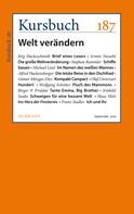 Peter Felixberger: Kursbuch 187