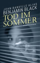 Tod im Sommer - Roman