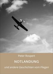NOTLANDUNG - und andere Geschichten vom Fliegen