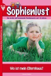 Sophienlust 100 – Familienroman - Wo ist mein Elternhaus?