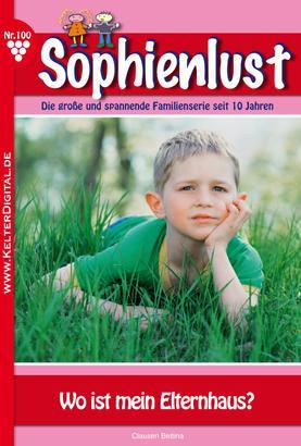 Sophienlust 100 – Familienroman