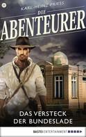 Karl-Heinz Prieß: Die Abenteurer - Folge 31 ★★★