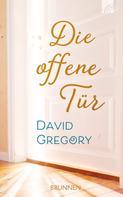 David Gregory: Die offene Tür ★★★★★
