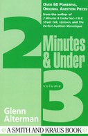 Glenn Alterman: 2 Minutes & Under Volume 3