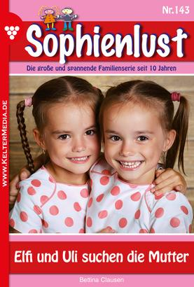 Sophienlust 143 – Familienroman