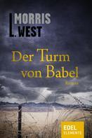 Morris L. West: Der Turm von Babel ★★★★