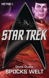 Star Trek: Spocks Welt - Roman