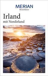 MERIAN Reiseführer Irland mit Nordirland - Mit Extra-Karte zum Herausnehmen