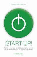 Chris Guillebeau: Start-up! ★★★★
