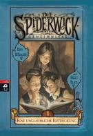 Holly Black: Die Spiderwick Geheimnisse - Eine unglaubliche Entdeckung ★★★★