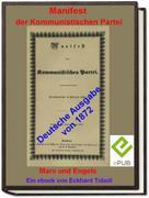 """Eckhard Toboll: """"Manifest der Kommunistischen Partei"""" (deutsche Ausgabe 1872)"""
