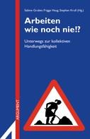 Stephan Krull: Arbeiten wie noch nie!?