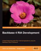 Ghica van Emde Boas: Backbase 4 RIA Development