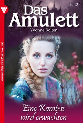 Das Amulett 22 – Liebesroman