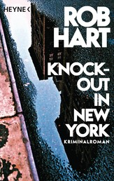 Knock-out in New York - Kriminalroman