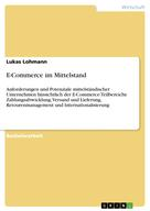 Lukas Lohmann: E-Commerce im Mittelstand