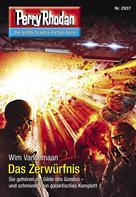 Wim Vandemaan: Perry Rhodan 2937: Das Zerwürfnis ★★★★