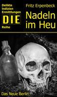 Fritz Erpenbeck: Nadeln im Heu ★★★★★