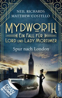 Mydworth - Spur nach London