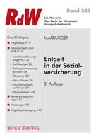 Horst Marburger: Entgelt in der Sozialversicherung