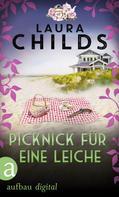 Laura Childs: Picknick für eine Leiche ★★★★