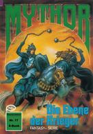 W. K. Giesa: Mythor 17: Die Ebene der Krieger ★★★★★