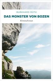 Das Monster von Bozen - Kriminalroman