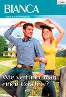 Christine Wenger: Wie verführt man einen Cowboy? ★★★★