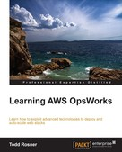 Todd Rosner: Learning AWS OpsWorks