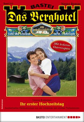 Das Berghotel 215 - Heimatroman