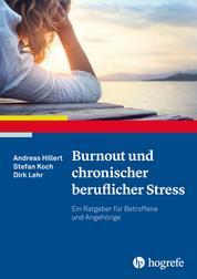 Burnout und chronischer beruflicher Stress - Ein Ratgeber für Betroffene und Angehörige